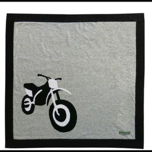 Amber Hagen Motorcycle Blanket 90/10 Cashmere